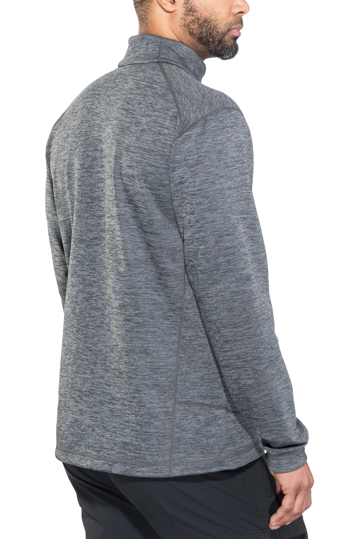 achten Sie auf heiße neue Produkte neue hohe Qualität Schöffel Monaco1 Fleece Jacket Herren ebony